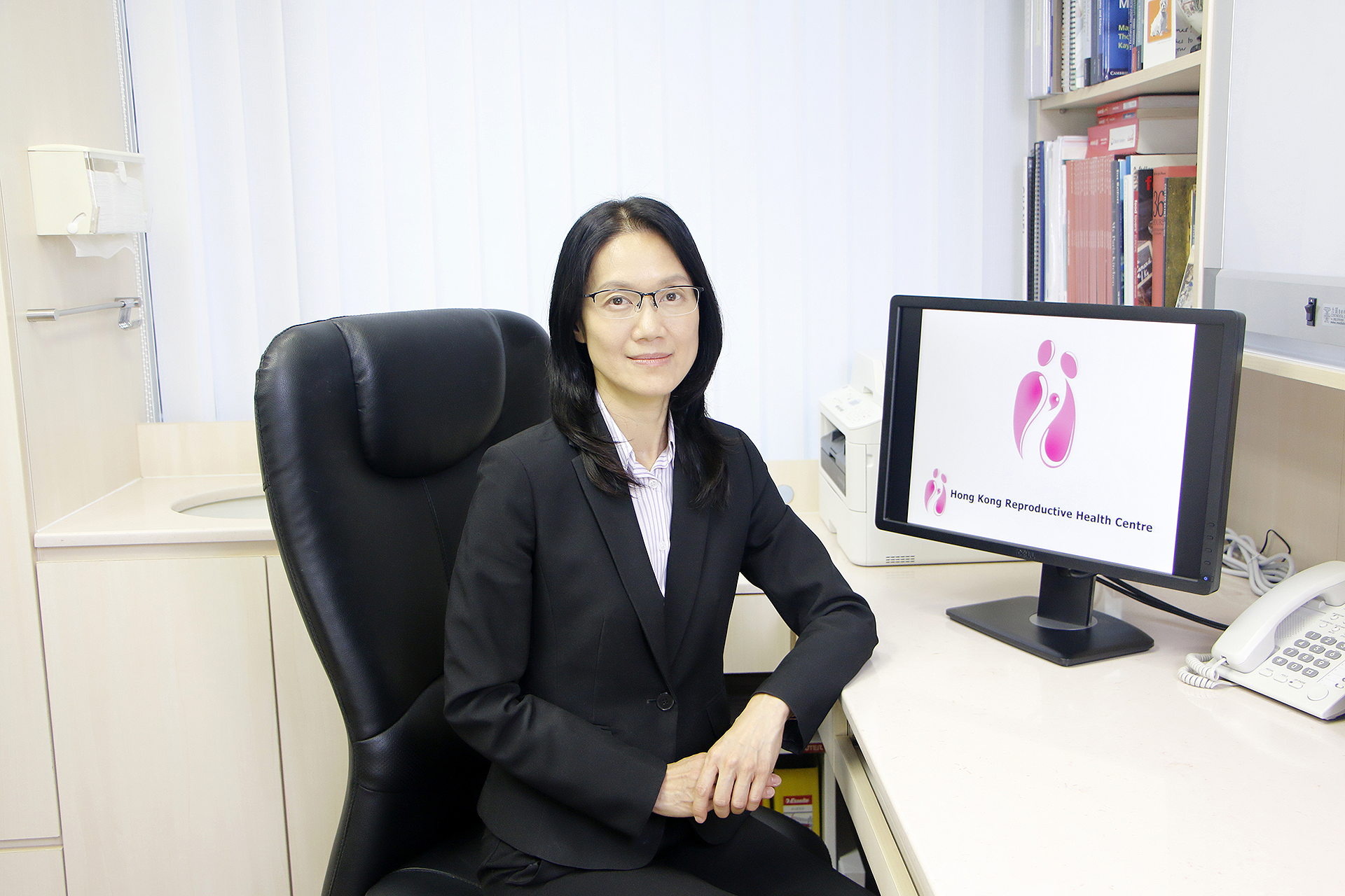 photo of Dr. Carina Chan